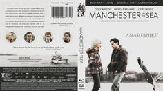 Manchester By The Sea Blu-ray Custom Cover