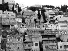 Droits inaliénables colline de Jérusalem