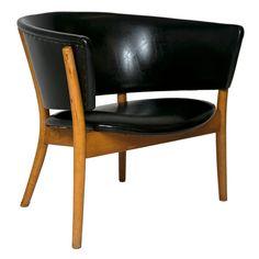 Nana and George Ditzel Lounge Chair 1952