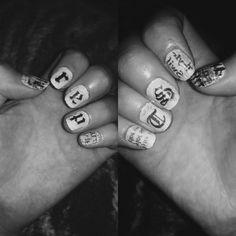 "Instagram: moonlightbxe13 ""Reputation #taylorswift #nail #nailart"""