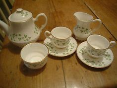 Royal Tara fine bone china ireland | Details about Royal Tara Fine Bone China Miniature Tea Set Handmade in ...