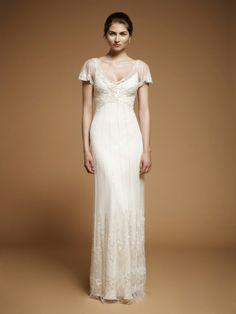 Pazza Idea: Gli abiti da sposa vintage di Jenny Packham
