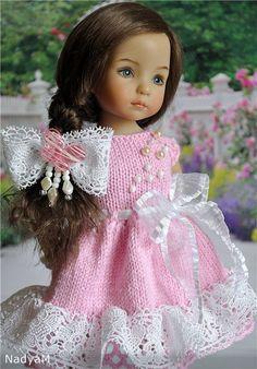 Наряд для любимой куклы. Новая цена 1500 руб.!!! / Одежда для кукол / Шопик. Продать купить куклу / Бэйбики. Куклы фото. Одежда для кукол