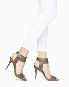 Ankle Cuff Heels