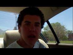Chaddy wisdom teeth car ride