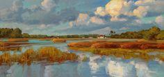 Beresford, Daniel Island, South Carolina. Anglin Smith Fine Art (http://anglinsmith.com/)