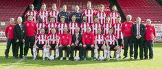 Altrincham Football Club Official Website - (First Team: Players)