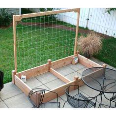 4' x 8' Raised Garden Bed (Trellis optional) - Eartheasy.com Solutions for Sustainable Living