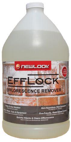 Efflorescence Remover - Remove & Prevent it from coming back Sloping Backyard, Honest Tea, Drinks, Bottle, Drinking, Beverages, Flask, Drink, Jars