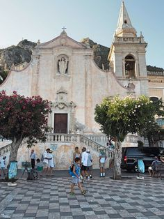 Taormina, one of the most charming towns in Sicily - Prague and elsewhere