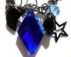 Blue Saphir Necklace