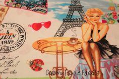 Purchase this fabric at www.dorothyprudiefabrics.com