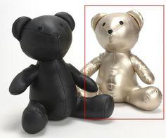 Dveřní zarážka Bear Gold