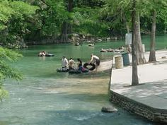 Guadalupe River!!  Missed it this past summer but I'll be back!