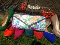Damson Belle's Style Blog: New bag, old shoes...