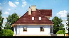Projekt domu Dom w rukoli 2 - ARCHON+ Home Fashion, Cabin, Architecture, House Styles, Home Decor, Arquitetura, Room Decor, Cottage, Architecture Illustrations