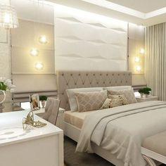 """231 curtidas, 13 comentários - Keila Freitas (@keilafreitasinteriores) no Instagram: """"Quarto com estilo clássico e toques contemporâneos. Tem como não amar?  #bedroom #quartomaravilhoso…"""""""