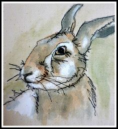 Another Loopy hare
