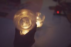 Personalised Wedding Candles,Vintage Jewellery Details, Handmade Weddings, May Wedding, Spring Wedding, Vintage, Chalk Lane Hotel, Tadworth Village Hall, Surrey, Rebecca Douglas Photography