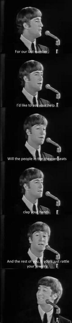 Why I love John Lennon
