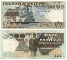 As notas de escudo podem ser trocadas por euros no prazo de 20 anos após a retirada da circulação da chapa a que pertencem, nas tesourarias do Banco de Portugal.