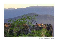 Holy Trinity monastery, Meteora - null