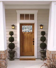 i love the style of the door but not in that color / tetszik az ajtó formája de nem ilyen színű lesz
