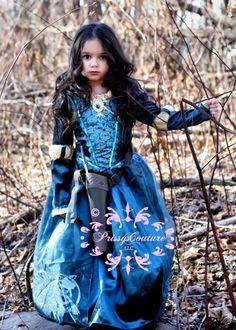 """Brave""  Birthday Photo shoot Photography PrissysCouture, LLC"