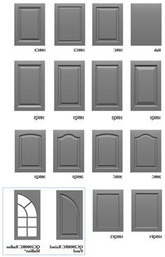 High Quality Conestoga Doors To Fit Every Kitchen And Bathroom Need 18  sc 1 st  Pinterest & Kitchen Cabinet Door Styles Kitchen cabinets | kitchens | Kitchen ...