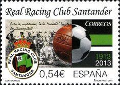 Centenario Real Racing Club Santander - 2014  #3 #new #pinterest #love #like4like #racing #motor