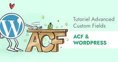Tutoriel : Advanced Custom Fields En Pratique - Le Guide Complet - New Slang Extension, Ajouter, Guide, Champs, Fields, It Works, Blog, Wordpress Theme, Custom In