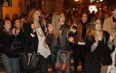 Cacerolazo y protestas en barrios de la Capital - 01.06.2012 - lanacion.com