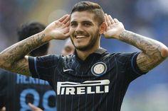 Bola Mania : Mauro Icardi Beri Sinyal Tinggalkan Inter Milan