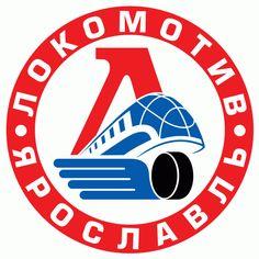 Lokomotiv Yaroslavl Alternate Logo (2009) -