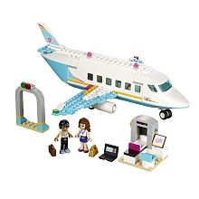 """LEGO Friends - O Avião a Jato Privado de Heartlake - 41100 - LEGO - Toys""""R""""Us"""