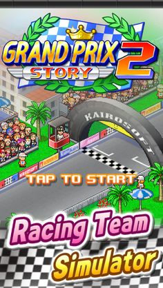 Grand Prix Story 2 v1.7.1 [Mod]   Grand Prix Story 2 v1.7.1 [Mod]Requirements:4.1 and upOverview:Sit back and watch your cars break speed records as they race to the checkered flag in this racing team management simulator.  Pick any type of car you like and get busy designing your perfect machine. Train mechanics to bring out their full potential and have them build you the fastest cars ever. Don't forget to coach your drivers as well. They need to be as good as the machines they drive…