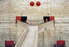 Lina Bo Bardi's Sesc Pompeia Cultural Centre, Sao Paulo, 1977