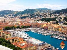 DIY Travel Guide - Nice, France