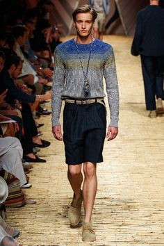 Missoni | Spring 2014 Menswear Collection | Style.com