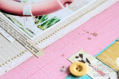 I created a layout with the Twinkle Toes range to inspire not only beautiful baby pages but something special for all paper crafters alike! All Paper, Pattern Paper, Twinkle Twinkle, Beautiful Babies, Scrapbook Paper, Hearts, Range, Create, Lady