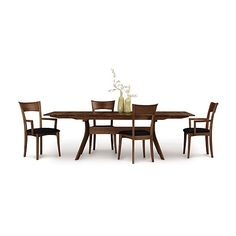 Audrey Extension Table with Ingrid Chairs