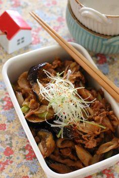 豚こまと茄子の味噌煮 by 小春ちゃん | レシピサイト「Nadia ...