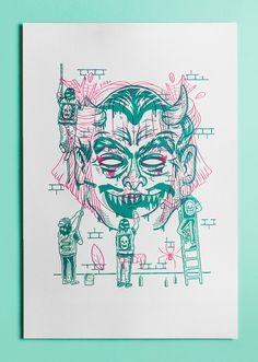 Image of Rituals x Malade Pathetics x Lauren Carney