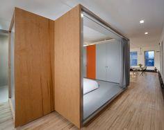 Hubert Street Residence par Lynch / Eisinger / Design