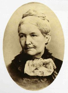 Ellen Nussey, life long friend of Charlotte Bronte