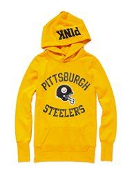 I LOVE Victorias Secret's line of Steelers apparel! <3 I'm a football fan, but I'm a girl first. <3