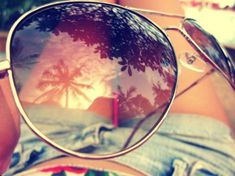Aloha life - #aloha #shades #islandife #tropicalvibes