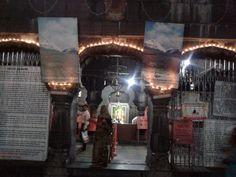 Siddheshwar Temple, Solapur - the idol of Siddheshwar signifies the holy incarnation of both Lord Shiva & Lord Vishnu! - 30 December, 2012