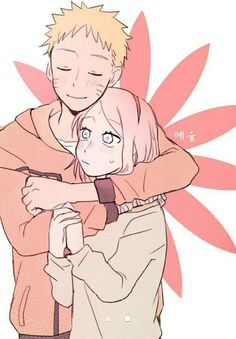 Still hoped that they got together even just for a while before Naruto dumps Sakura over Hinata *kempaii*