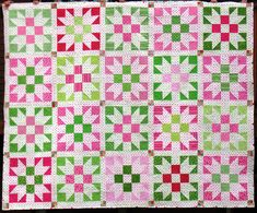 Sister's Choice Quilt featuring Sweet Things by Holly Holderman